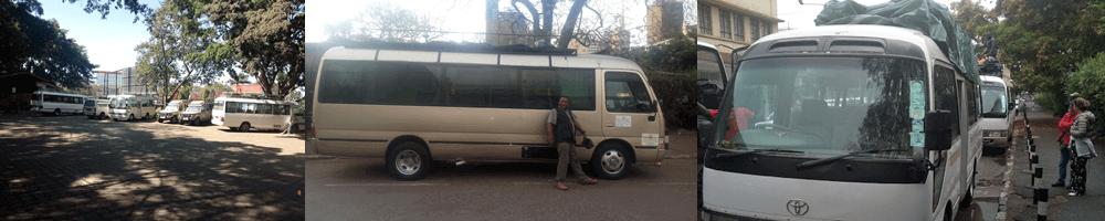 Moshi Bus services Nairobi