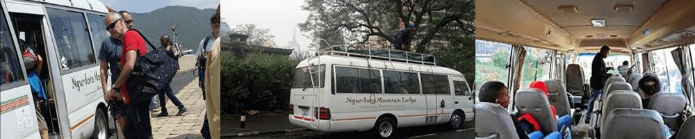 Marangu Luxury Shuttle
