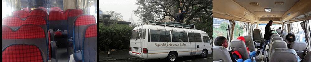 Parkside Shuttle Arusha Moshi